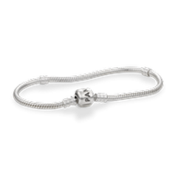 S.S. Pandora Clasp Bracelet and Chain