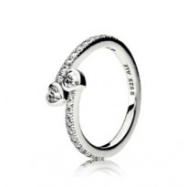 Pandora - Forever Hearts Ring