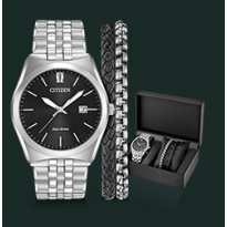 Mens Citizen Watch Gift Set