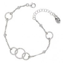 Frederic Duclos Oval O-Mazing Bracelet