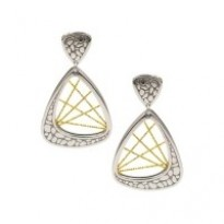 Frederic Duclos Milky Way Earrings