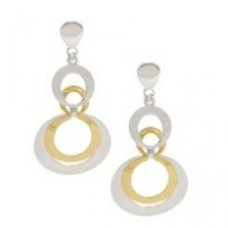 Frederic Duclos Circle Delight Earrings