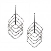 Frederic Duclos Square Up Earrings