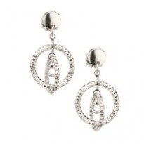 Frederic Duclos Sparkle Connections Earrings