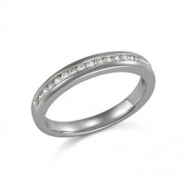 1/4CT DIAMOND BAND