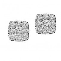 14K Diamond Sensation Earrings