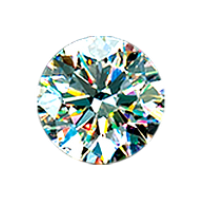 0.50 carat Fire Polish Diamond