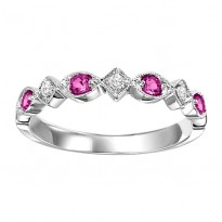 10K Mixable Ring - PINK SAPP