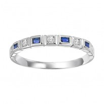 10K Mixable Ring - SAPPHIRE