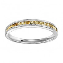 10K Mixable Ring - CITRINE