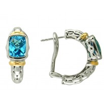 Effy Blue Topaz Earrings