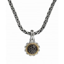 Effy Black Diamond Necklace