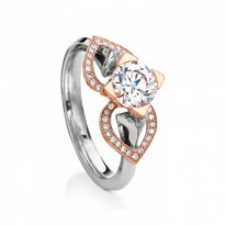 MaeVona Diamond Engagement Ring