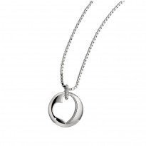 ELLE Sterling Silver 18 in. Necklace