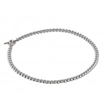ELLE Sterling Silver 16 in. Necklace