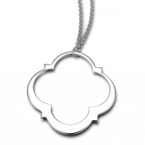 ELLE Sterling Silver 30 in. Necklace