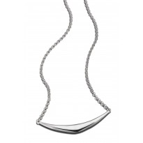 ELLE Sterling Silver 18 in. + 2 in. Necklace