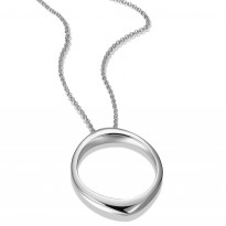ELLE Sterling Silver 18 in. + 4 in. Necklace