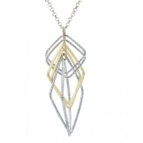 Frederic Duclos Six Square Necklace