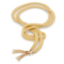 14K YELLOW NECKLACE