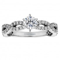 True Romance Diamond Bridal Set