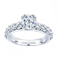 True Romance Diamond Engagement Ring