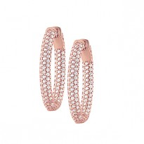 30 MM OVAL PAVE