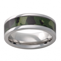Vitalium Wedding Band