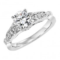 Bridal Bells Diamond Engagement Ring