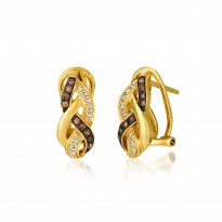 14K Honey Gold® Earrings