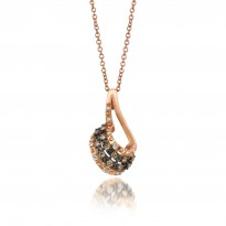 Le Vian Chocolate Diamond Pendant