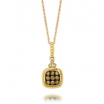 14K Honey Gold® Pendant