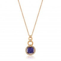 Le Vian Tanzanite Diamond Pendant