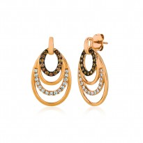 14K Strawberry Gold® Earrings