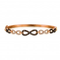 14K Strawberry Gold® Bangle