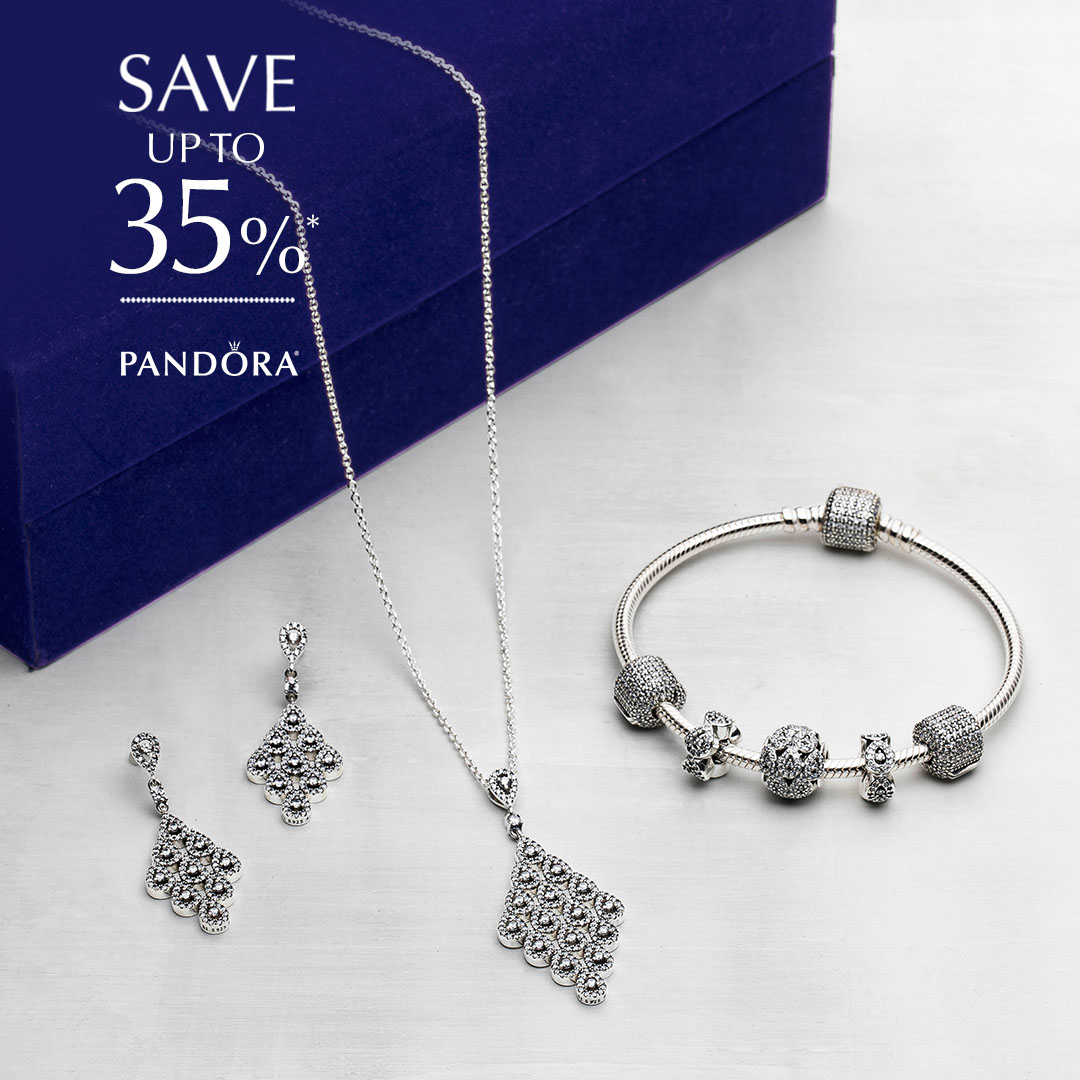 Pandora Buy More Save More