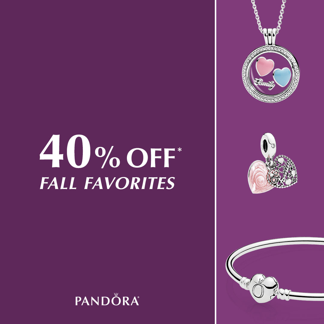 Pandora Fall Favorites