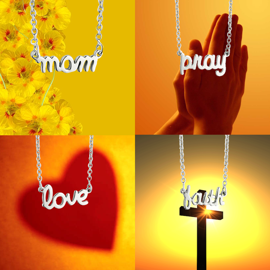 Word Pendants