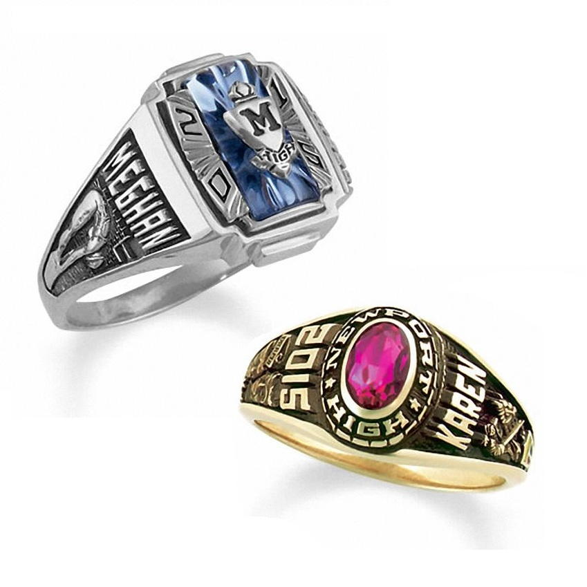 Artcarved Class Rings
